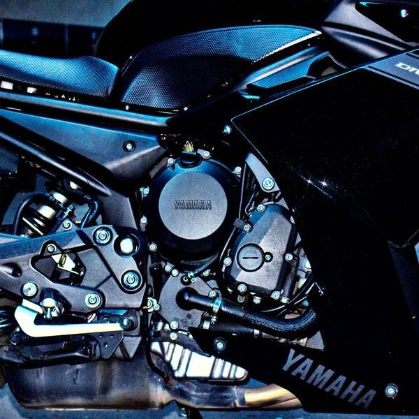 Yamaha Diversion F. Motor detail - Used  Engines in Dayton