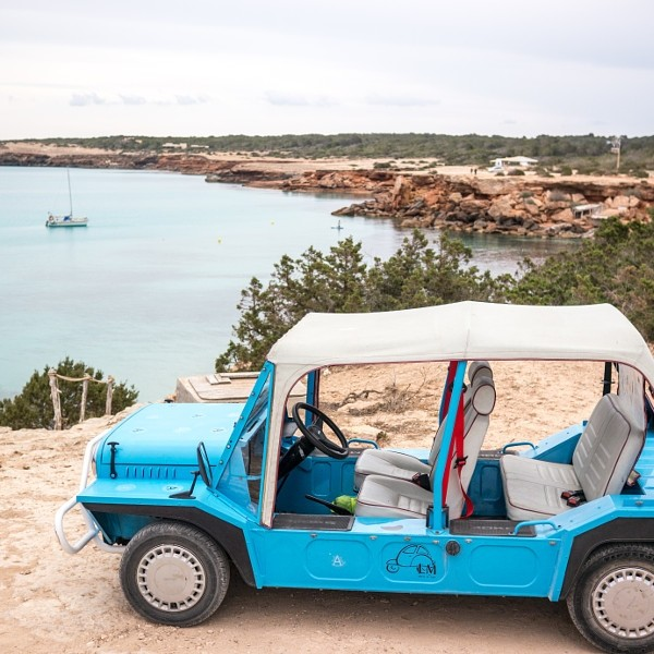 The Moke of the Beach