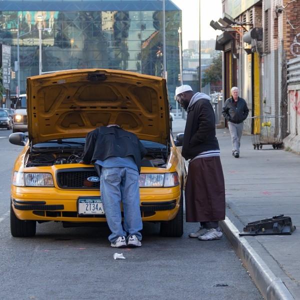 cab trouble