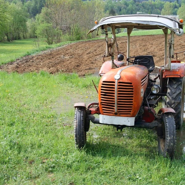 Ye Old Tractor