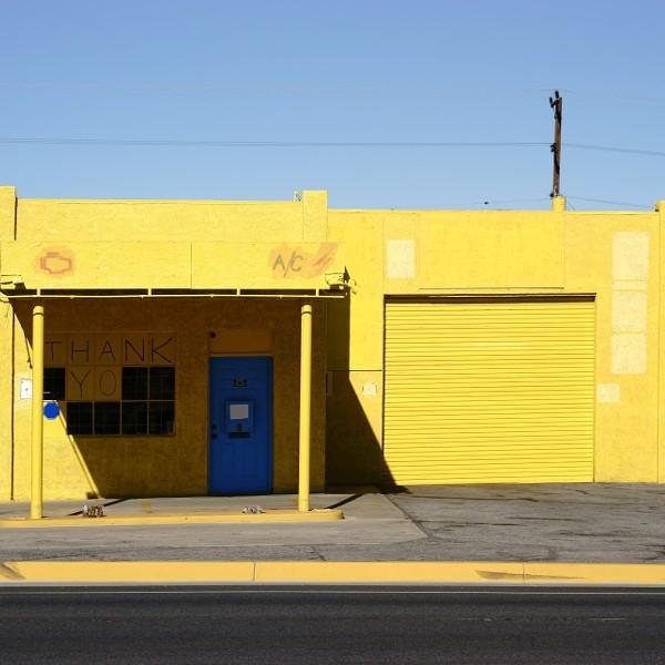 Vintage Auto Repair Shop