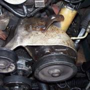 bad power steering pump