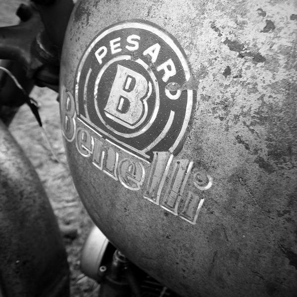 Benelli vintage motorcycle