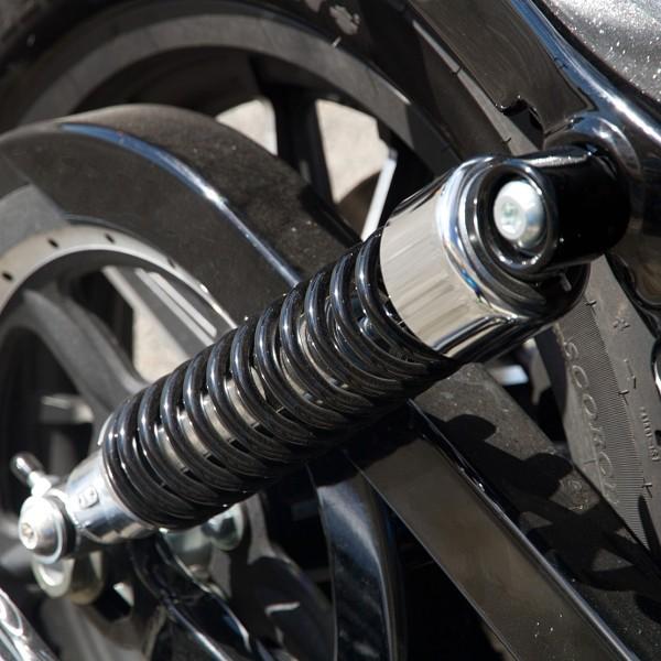 Motorcycle shock absorber